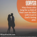 9 Days for Life: Day Seven