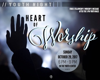 Youth Night: Heart of Worship