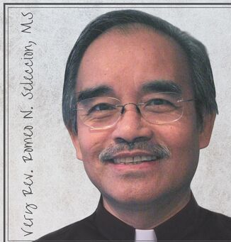 Announcement from Very Rev. Romy Seleccion