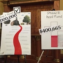 Total Funds Raised Thus Far Towards Heritage Project