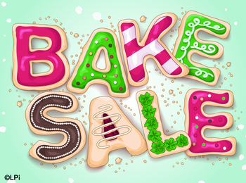 Ladies Sodality Bake Sale