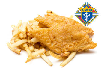 Knights of Columbus Fish & Chips Drive Through