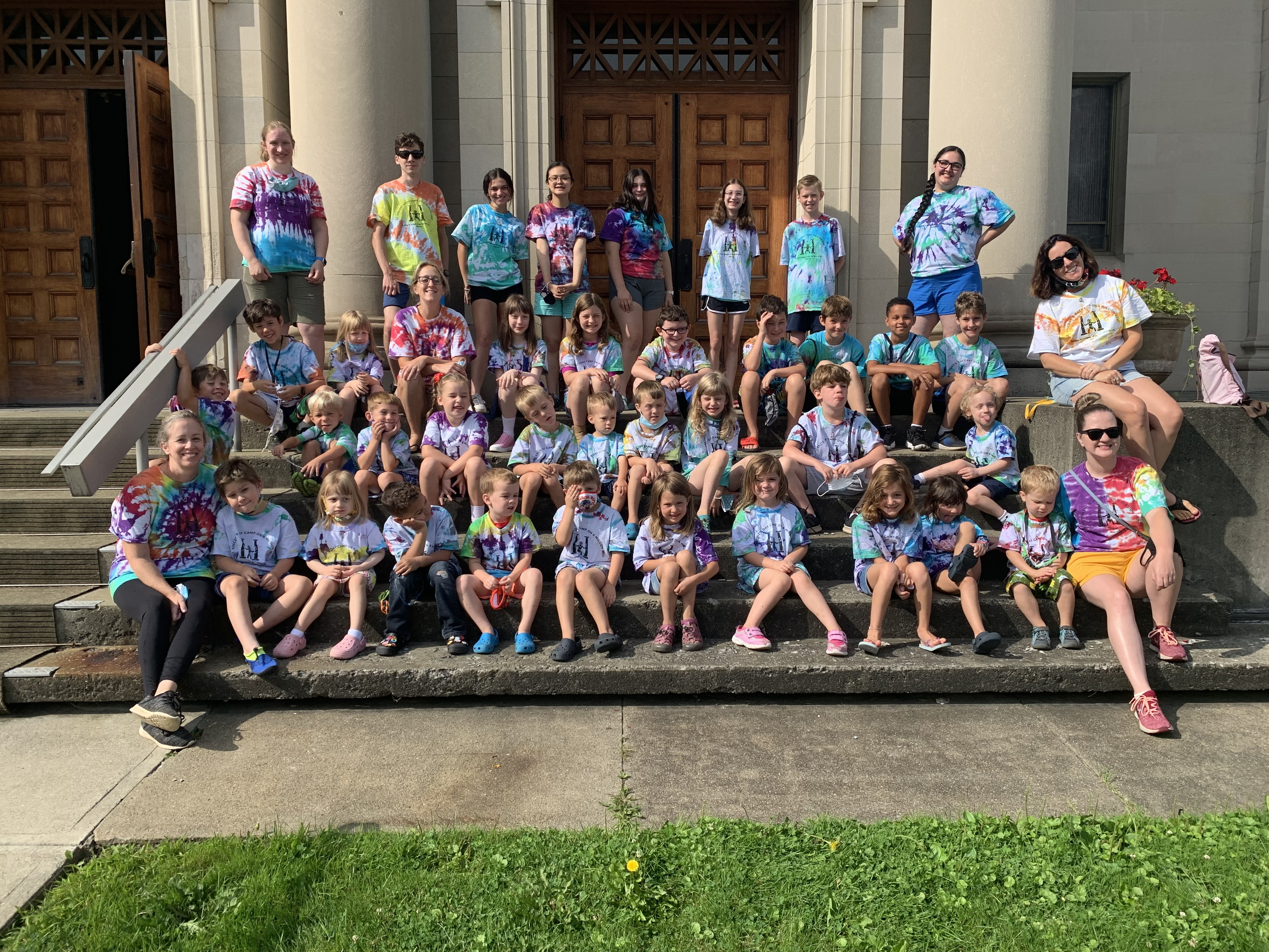 Click the photo to see the rest of our VBS Album