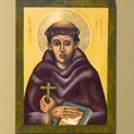 Icon Series: St Francis of Assisi