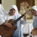 Sister Rapper Prepares for Pope's Visit