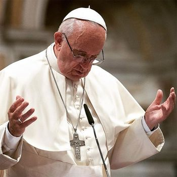 Pope: Update to Lord's Prayer Translation?