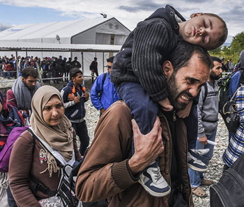Why the Catholic Church stands with refugees