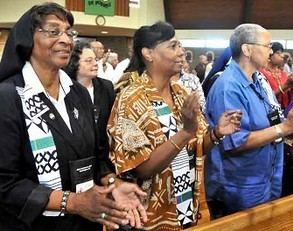 Church called to be force in confronting racism