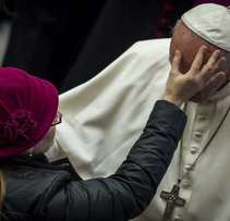 Pope calls for reflection on role of women