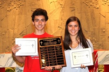 Youth Ministry Scholarship Recipients Named