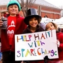 Turn Loose Change into Cash for Haiti!