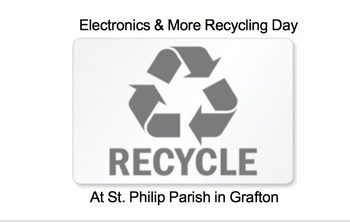 St. Philip Electronic Recycle Day & Bicycle Collection