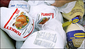 Annual Turkey Collection