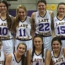 Lady Vikings' Basketball Honors