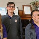 Opelousas Catholic Spelling Bee Winners