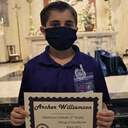 5th Grade April Viking of the Month