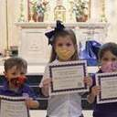 Pre-K April Christian Students of the Month
