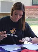 Early Signing Day for Tori Collins