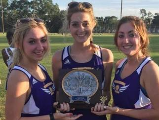 5-2A Cross Country District Champs