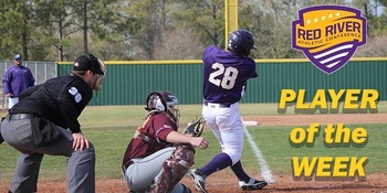 LSUA's Constantine Bats Way to Player of the Week
