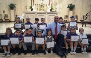 September 2016 Christian Students of the Month