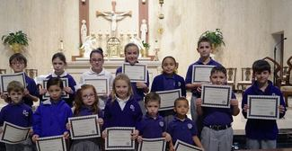 December 2016 Christian Students of the Month