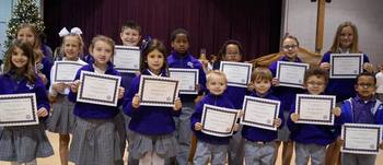 November 2016 Christian Students of the Month