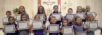 January 2017 Christian Students of the Month
