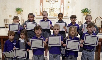 December Christian Students of the Month