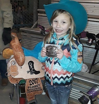 Young OC rodeo stars