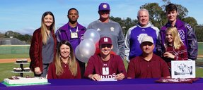 Hinds Community College Letter of Intent signing