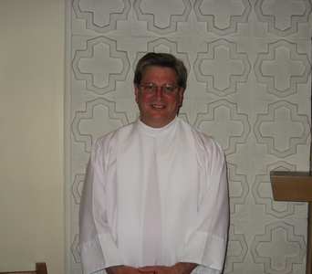 Deacon Mark Wetzel