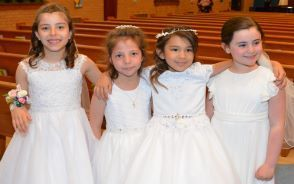 First Reconciliation and First Eucharist