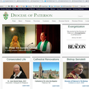 Diocesan Website Project