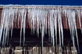 Cold weather precautions for buildings