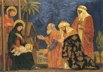 Vigil Mass The Epiphany of the Lord