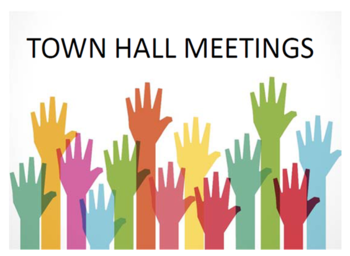 Parish Town Hall Meeting