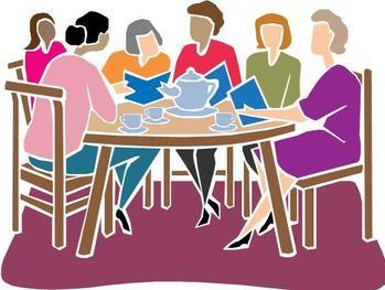 St. Michael's Women's Club Monthly meeting