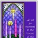 1st Week of Advent - Hope