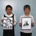 Immaculate Heart of Mary School 4th Grade Students Win Contest