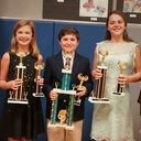 St. Patrick School Varsity Forensics Team Wins Top Prizes