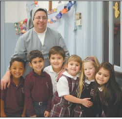 Paterson Diocese Principal Receives National Award
