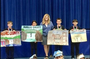 "IHM Sweeps ""Passaic County Calendar Poster Contest"""