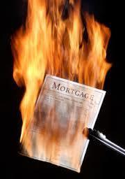 Mortgage Burning!