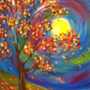 PAINT NIGHT with ARLENE - Next Class is  Tues., Sept 25, 2018 6:30 PM