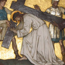 Stations of the Cross: Friday mornings after 8:30 AM Mass and Friday Evening at 7:00 PM during Lent.