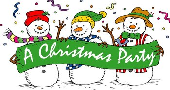 Parish Christmas Party Saturday, December 15th, 6:30 PM