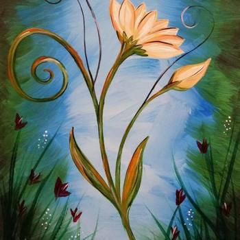 PAINT NIGHT with Arlene Higginson Tues., FEB. 20th @ 6:30 PM
