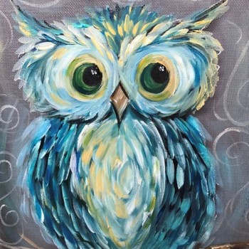 PAINT NIGHT with ARLENE Tues., May 1, 2018 6:30 PM Call to reserve your spot!