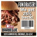 Dine & Donate: City Barbeque
